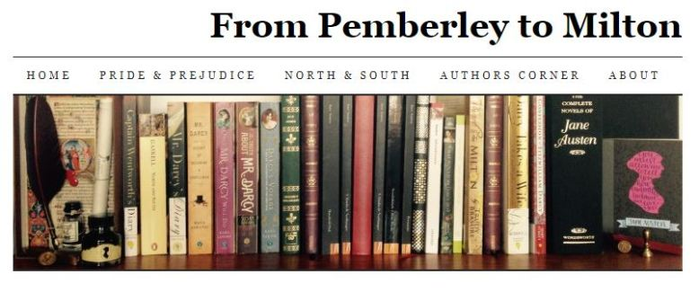 From Pemberley to Milton