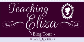 Teaching Eliza Blog Tour Banner