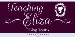 Teaching Eliza Blog Tour Banner