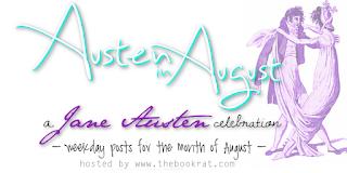 Jane Austen, Austen in August, blog event, Jane Austen fan fiction, JAFF, The Book Rat, BookRatMisty